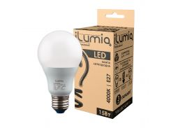 Светодиодная лампа Ilumia 15Вт, цоколь Е27, 4000К (нейтральный белый), 1500Лм (003)