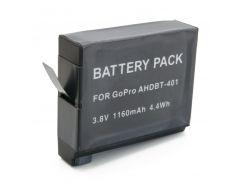 Аккумулятор для GoPro HERO 4, Li-ion, 1160 mAh (BDG2685)