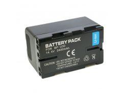 Аккумулятор для Sony BP-U30, Li-ion, 2400 mAh