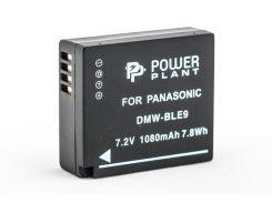 Аккумулятор PowerPlant Panasonic DMW-BLE9 1080mAh