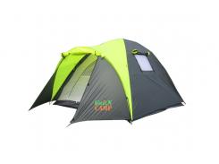 Палатка 3-х местная Green Camp 1011
