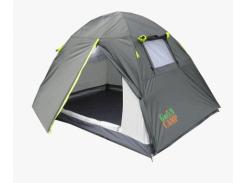 Палатка 2-х местная GreenCamp 1001-A