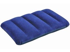 Подушка надувная intex 68672 флокированная