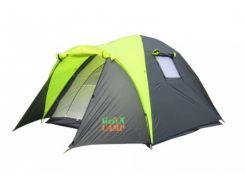 Трехместная палатка Green Camp 1011-2