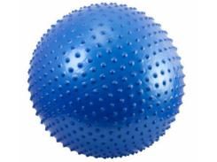 Мяч массажный для фитнеса King Lion 25415-3, синий, 75 см.