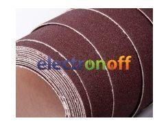 Шлифовальная шкурка на тканевой основе К40, 20cм x 1м BT-0714M Intertool