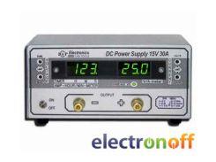 Лабораторный блок питания BVP 15V 30A timer/ampere