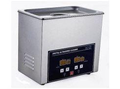 Цифровая ультразвуковая ванна Jeken (Codyson) PS-20A, 3,2л, 120 Вт