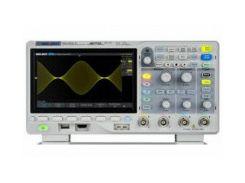 Осциллограф Siglent SDS1204X-E, 200 МГц, 1 ГВ/с, 4 канала