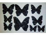Цены на Декор Бабочки 9 шт
