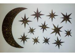 Декор Звездное небо 13 шт