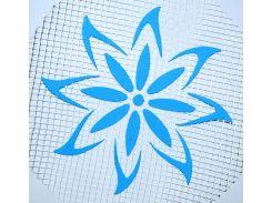 Трафарет Цветок 122 А5