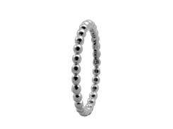 Кольцо CC 800-0.3.A/51 Circles silver