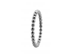 Кольцо CC 800-0.3.A/57 Circles silver