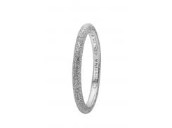 Кольцо CC 800-0.5.A/55 Diamond Dust silver