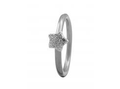 Кольцо CC 800-1.13.A/55 Star Shine silver