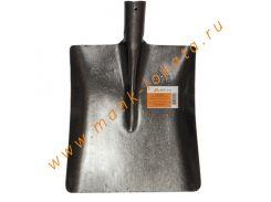 Лопата совковая песочная тип 1 из рельсовой стали
