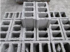 Шлакоблок вибропрессованный от производителя в Харькове.