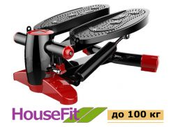 Мини степпер HouseFit K0710A Red