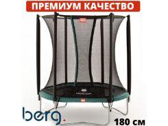 Батуты детские и для взрослых BERG Talent 180 см с сеткой Comfort Голландия. ПРЕМИУМ СЕГМЕНТ