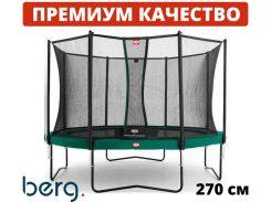 Батут BERG Champion 270 с защитной сеткой Comfort