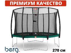 Батут BERG Favorit 270 с защитной сеткой Deluxe