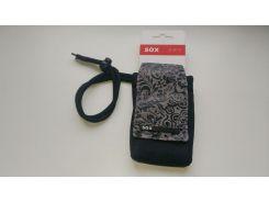SOX KOFL 01 ORTO FLOURISH BLACK чехол для телефона