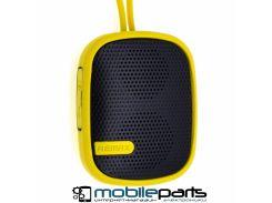 Портативная колонка (Аудиоколонка) REMAX RB-X2 MINI (Желтая)