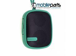 Портативная колонка (Аудиоколонка) REMAX RB-X2 MINI (Зеленый)