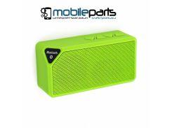 Портативная колонка (Аудиоколонка) BLUETOOTH X-3 (Зеленая)