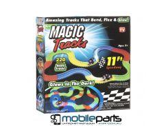 Светящаяся гоночная трасса (КОНСТРУКТОР) MAGIC TRACKS 220