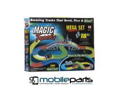 Светящаяся гоночная трасса (КОНСТРУКТОР) MAGIC TRACKS 360