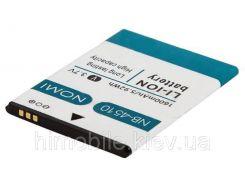 Аккумулятор батарея для Nomi NB-4510 (i4510)