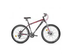 """Велосипед горный (MTB) Ardis HARLAN 27,5"""" / рама 18"""" черный"""