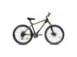 """Велосипед горный (MTB), кросс-кантри Ardis Inspiron MTB 26"""" / рама 17"""" черный/серый"""