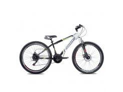 """Велосипед горный (MTB), кросс-кантри Ardis Rocks MTB 26"""" / рама 14"""" черный/белый"""