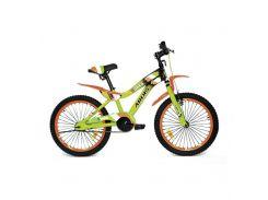 """Велосипед детский двухколесный Ardis Simka BMX 20"""" Зеленый"""