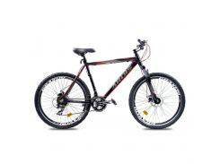 """Велосипед горный (MTB), кросс-кантри Ardis Sunlight 26"""" / рама 21"""" черный"""