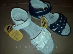 Босоножки Clibee  синий 31-36р-р