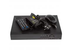Видеорегистратор NVR для IP камер Green Vision GV-N-S002/24