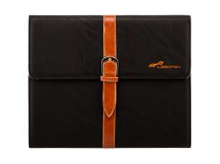 "Чехол для iPad, планшета LF-570BK до 9.7 кожзам, черный"""
