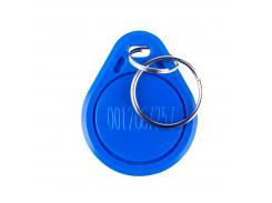 Ключ бесконтактный Green Vision GV-RFID-001 blue