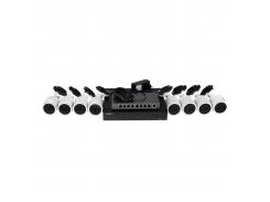 Комплект видеонаблюдения Green Vision GV-IP-K-L23/08 1080P