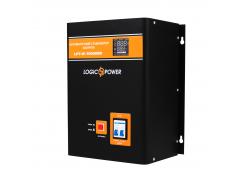 Стабилизатор напряжения LogicPower LPT-W-10000RD BLACK (7000W)