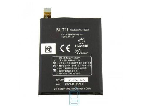 Аккумулятор LG BL-T11 2500 mAh G Flex F340 AAAA/Original тех.пакет Киев