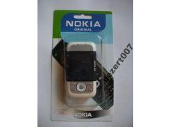 Корпус Nokia 5300 Black + клавиатура ААА класс