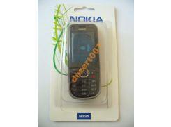 Корпус Nokia 6720Black+ клавиатура ААА класс