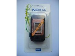 Корпус Nokia 7390 Black+ клавиатура ААА класс