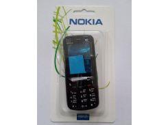 Корпус Nokia 5320Black + клавиатура ААА класс