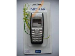 Корпус Nokia 1110 Black + клавиатура ААА класс